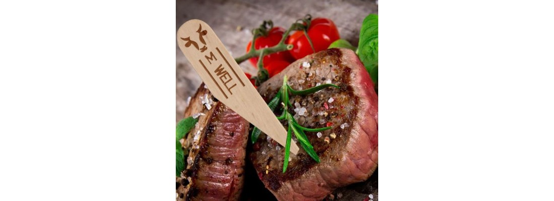 Steak Markers | Kitchen | Disposables - Central Hospitality Supplies | Padstow | NSW