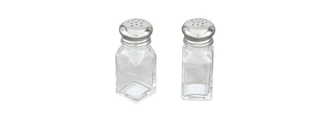 Central Hospitality - Salt & Pepper Shakers