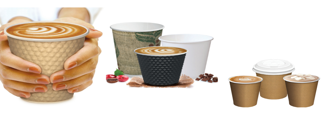 Paper Cups | Disposables | Central Hospitality Supplies | Padstow