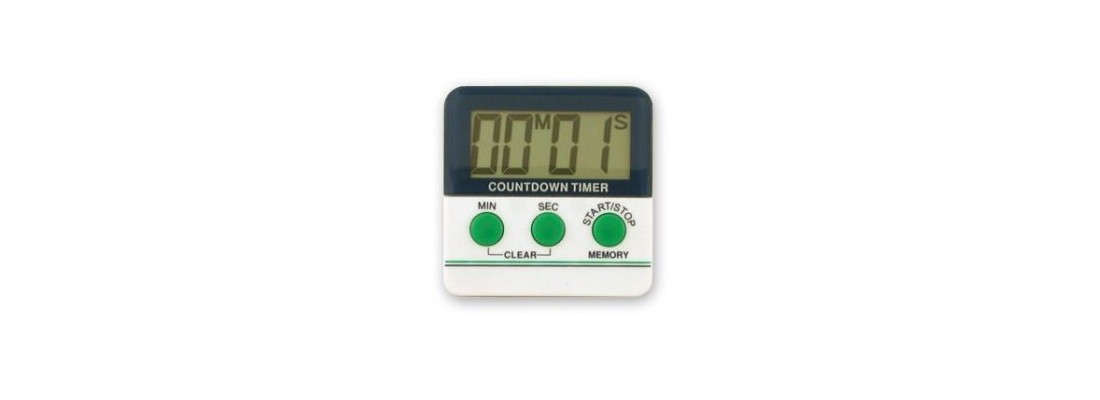 Timers   Kitchenware - Central Hospitality Supplies   Padstow   Sydney   NSW