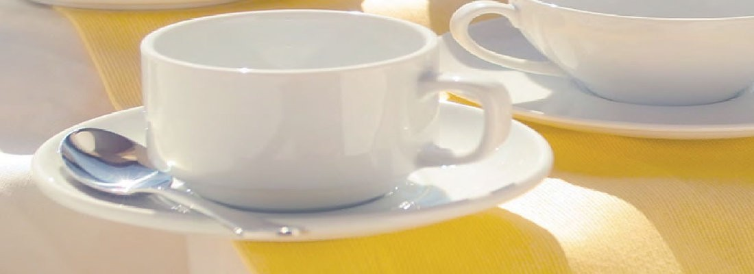 Cups and Saucers | Chelsea | Royal Porcelain | Table