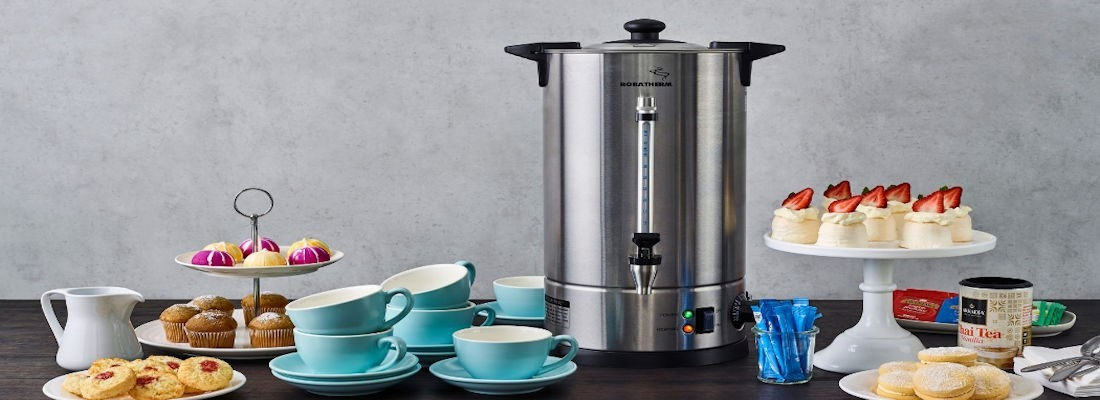 Hot Water Urns | Equipment | Central Hospitality Supplies