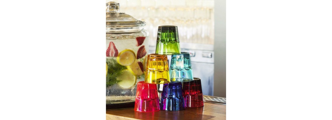 Polycarb Drinkware | Drinkware - Central Hospitality Supplies | Padstow | Sydney | NSW