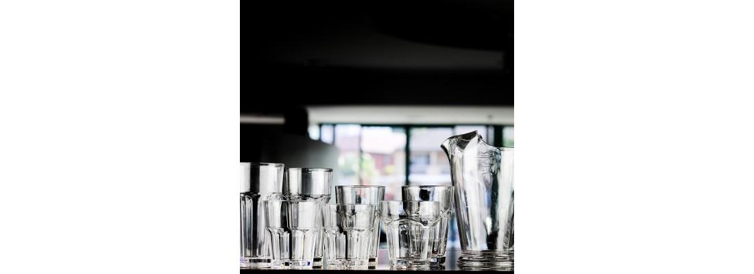 Crown Polycarb Drinkware