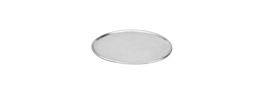 Pizza Tray - Aluminium - Central Hospitality Supplies - Padstow