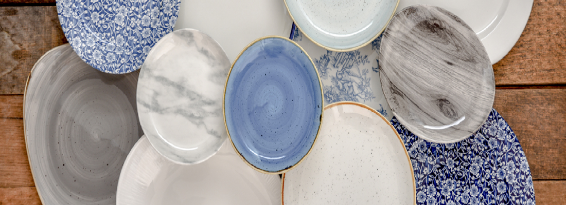 Churchill | Crockery | Table | Porcelainware | Central Hospitality Supplies | Padstow