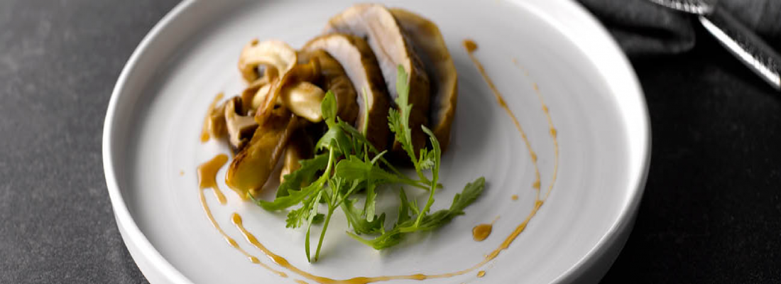 Chef's Plate | Churchill | Crockery | Table | Central Hospitality Supplies | Padstow