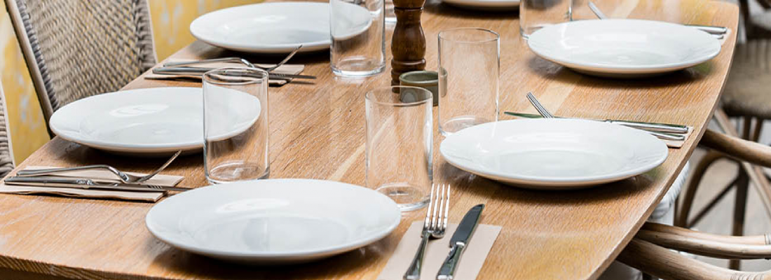 Classic | Churchill | Crockery | Table | Central Hospitality Supplies | Padstow