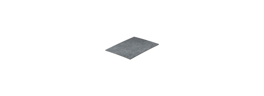 Light Concrete | Ryner Melamine - Central Hospitality Supplies | Padstow