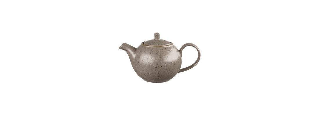 Beverage | Peppercorn Grey | Stonecast | Churchill - Central Hospitality Supplies | Padstow