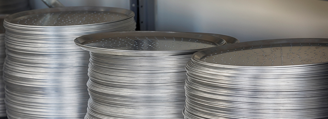 Perforated | Pizza Trays | Pizza Supplies - Central Hospitality Supplies | Padstow