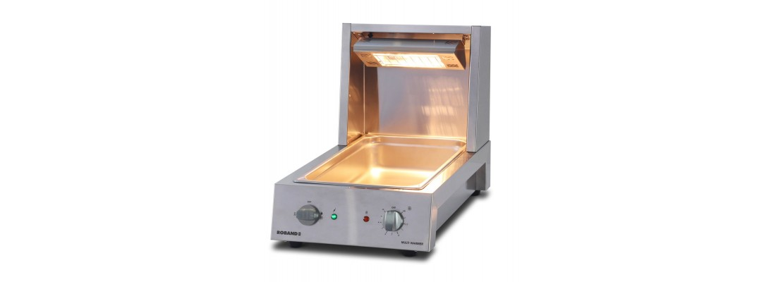Chip Warmers | Counter Top | Equipment - Central Hospitality Supplies | Padstow | NSW