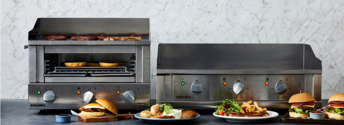 Griddles   Benchtop   Countertop   Equipment   Central Hospitality Supplies   Padstow   NSW