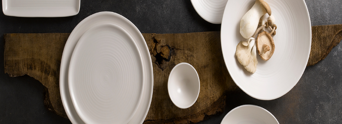 Evo Pearl   Dudson   Crockery   Tableware - Central Hospitality Supplies   Padstow   NSW