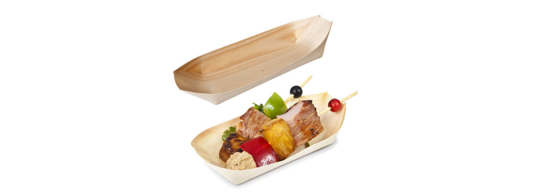 Bio Wood Servingware   Disposables   Catering   Functions