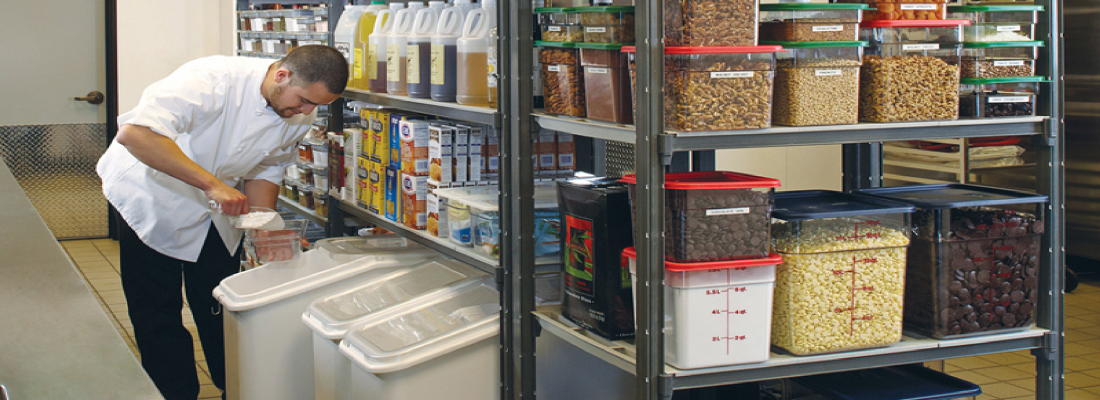 Shelving   Equipment   Central Hospitality Supplies   Padstow