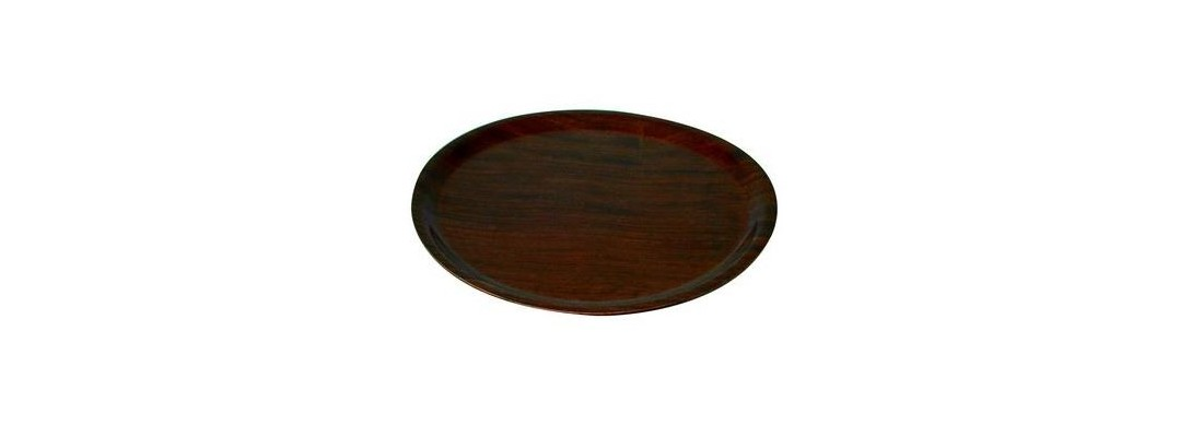 Wood   Trays   Serve