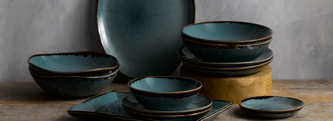 Harvest Blue | Dudson | Crockery | Tableware