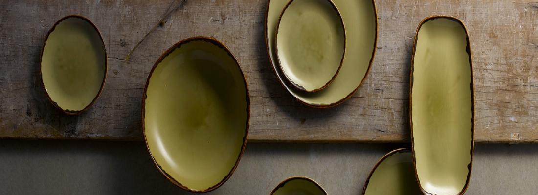 Harvest Green | Dudson | Crockery | Tableware