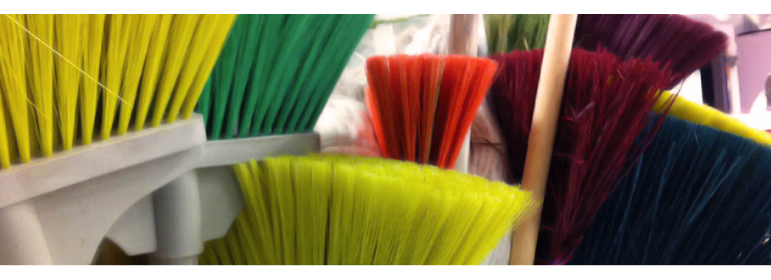 Brooms | Clean | Central Hospitality