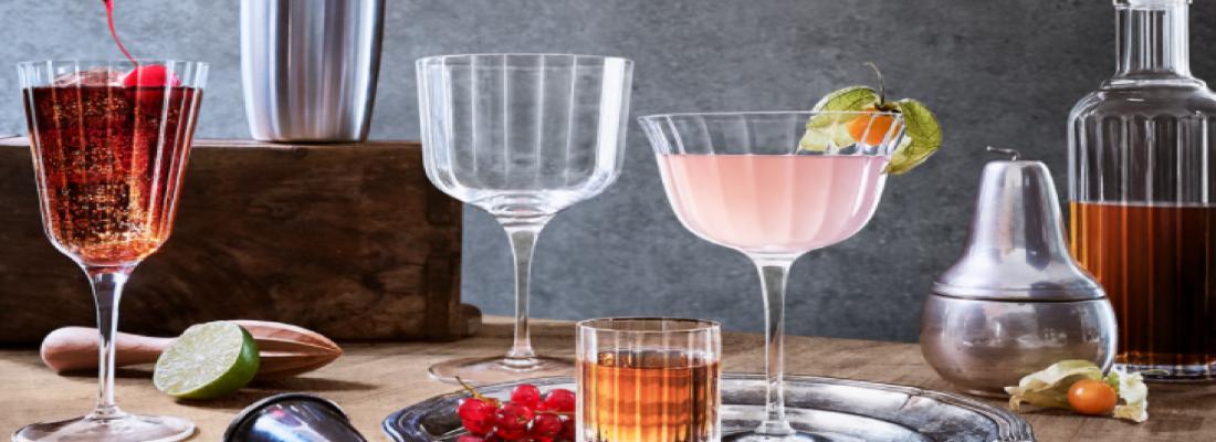 Luigi Bormioli Bach | Stemware | Drink | Glassware